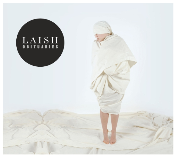 LAISH OBITUARIES ALBUM COVER